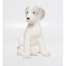 Porcelāna figūriņa, Doga kucēns LFZ