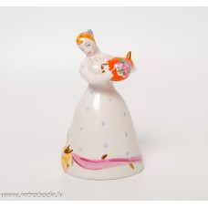 "Porcelāna figūriņa ""Meitene ar tējkannu"", Duļevo"